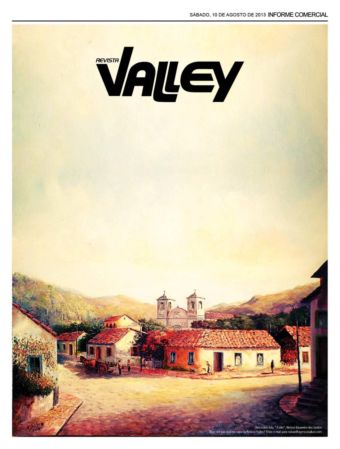 Revista Valley - Agosto/13